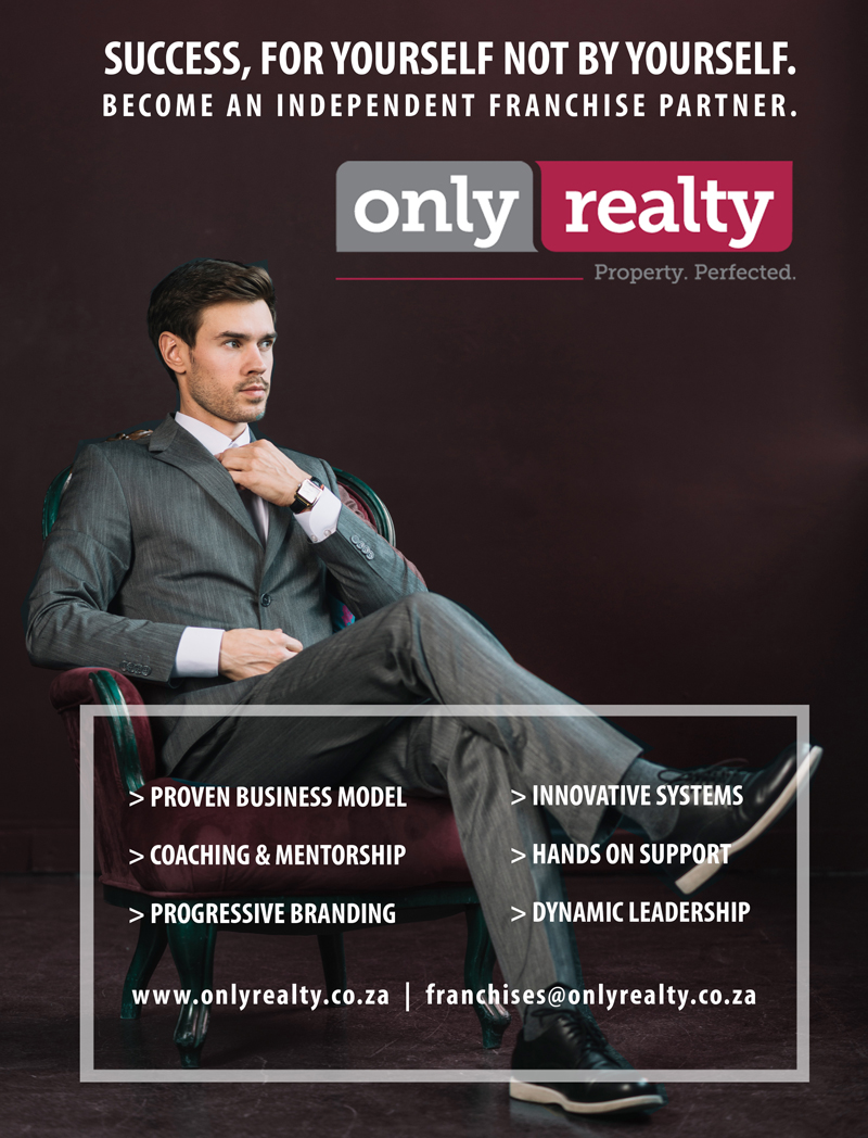 Only Realty franchise opportunity
