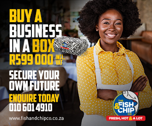Fish 'n Chip Co franchise